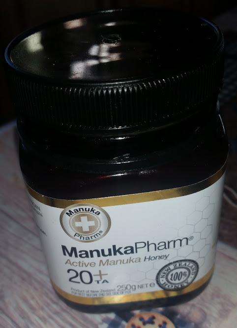 Manuka Honey, 20+